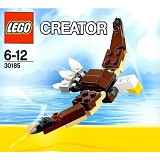 LEGO Creator Little Eagle [30185] - Building Set Animal / Nature